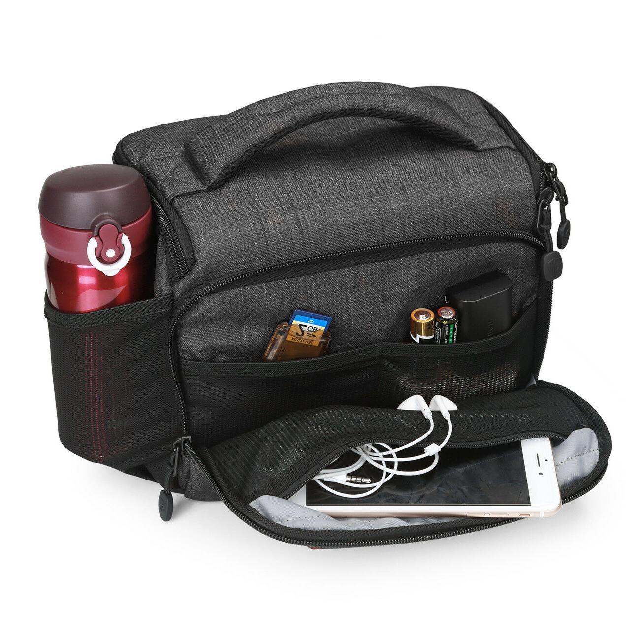 BAGSMART Camera Bag for Waterproof