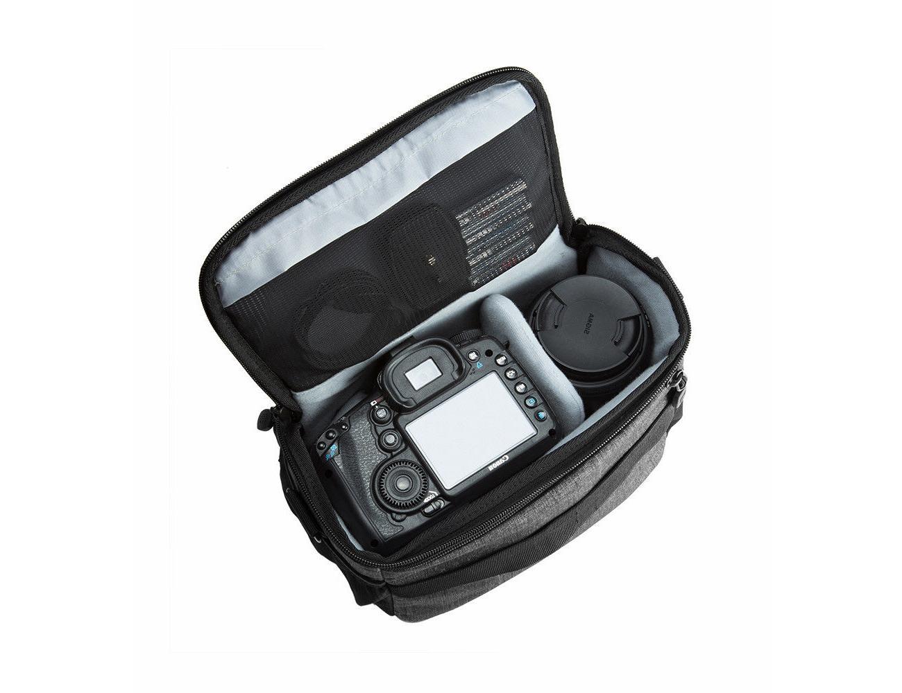 BAGSMART Camera Shoulder Bag for with Waterproof