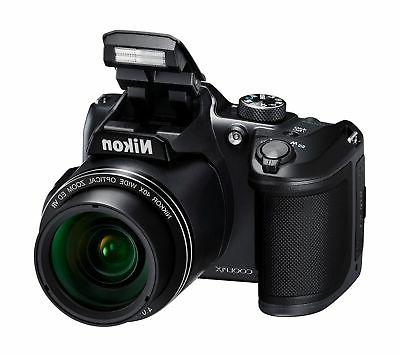 Nikon Camera w/ 32GB USB Accessory