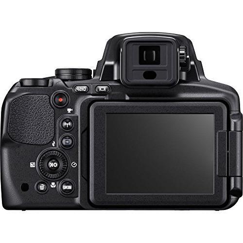 Nikon Camera Starter Kit, LCD Screen and Top Tripod