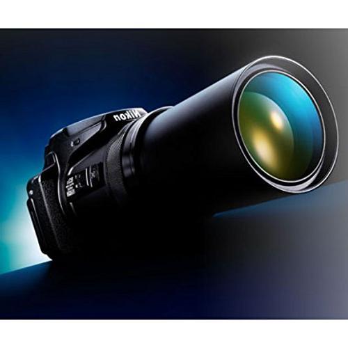 Nikon COOLPIX P900 Zoom Digital 83x Optical Zoom, Built-in Wi-Fi NFC