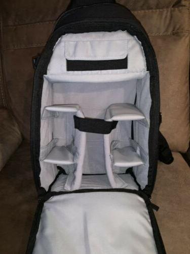 Case Logic CPL-108BK Backpack for DSLR Camera