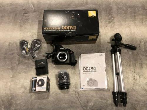d d5100 16 2mp digital slr camera