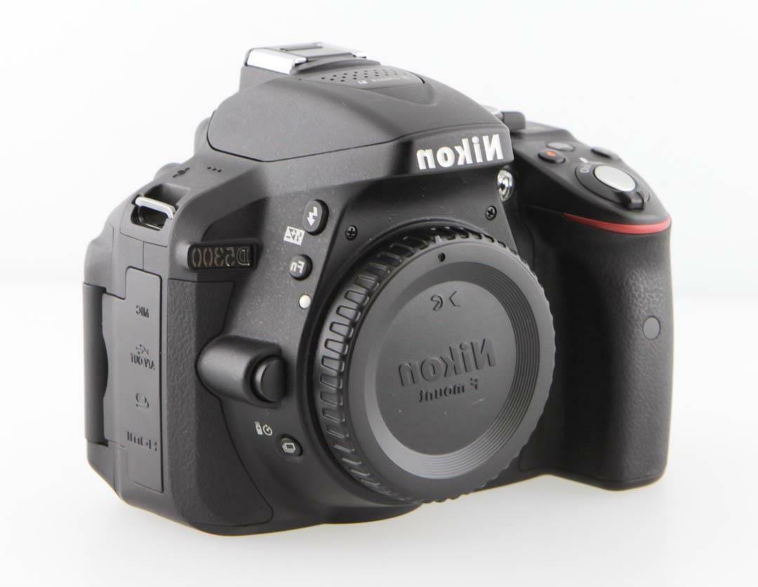 Nikon DSLR Digital Camera - Black