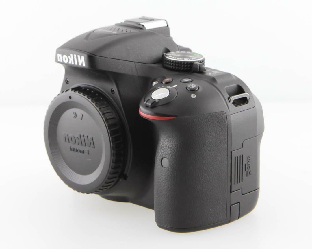 Nikon DSLR Black only