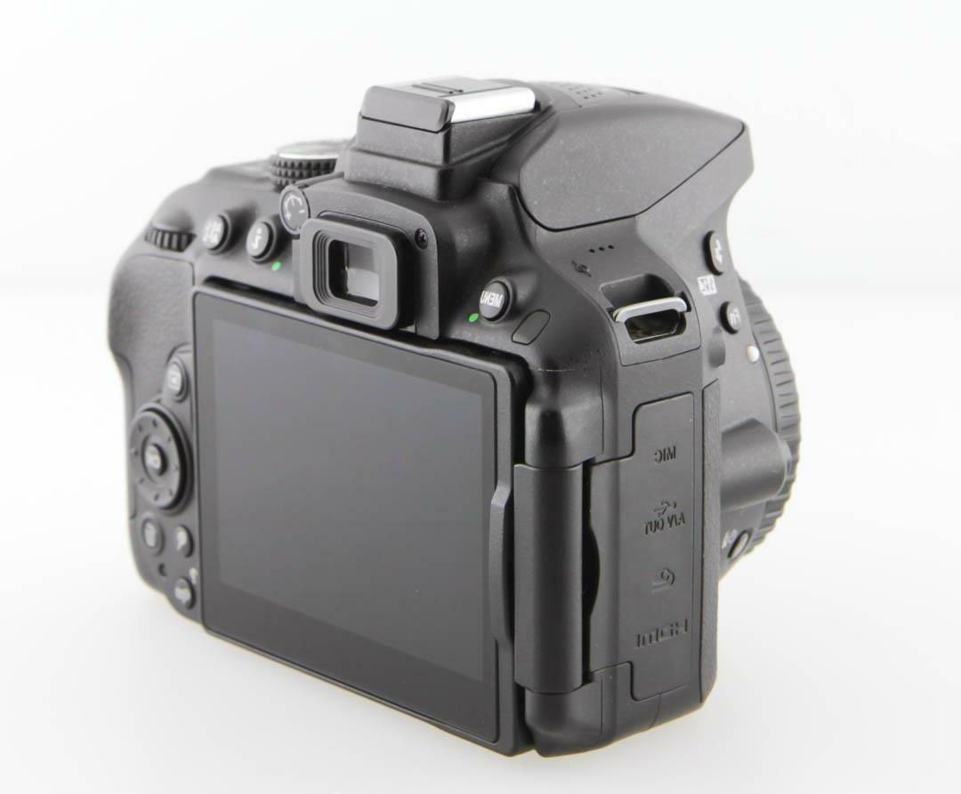 Nikon D D5300 DSLR Digital - Black Body only