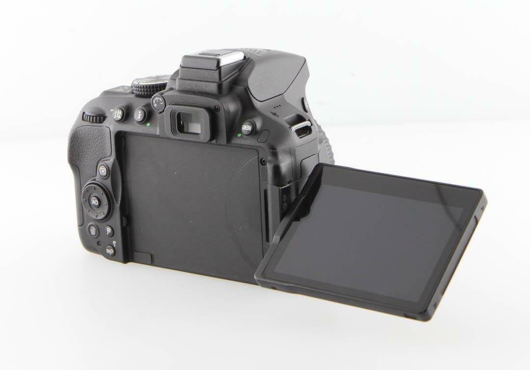 Nikon D5300 24.2MP DSLR Camera - Black Body