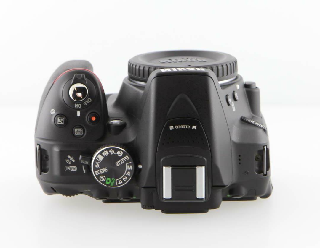 Nikon D5300 24.2MP DSLR Digital - Black Body
