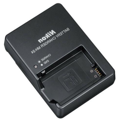 Nikon 24.2 CMOS SLR w/ AF-P DX Lens