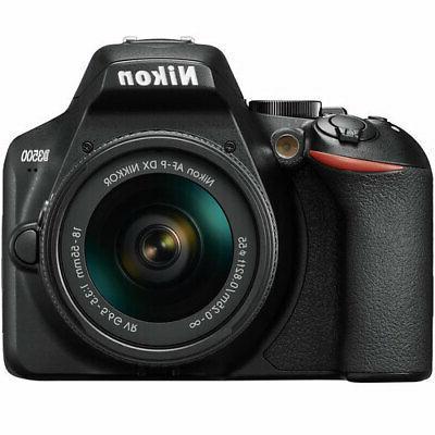Nikon Digital SLR Camera + NIKKOR 18-55mm VR +32GB Top