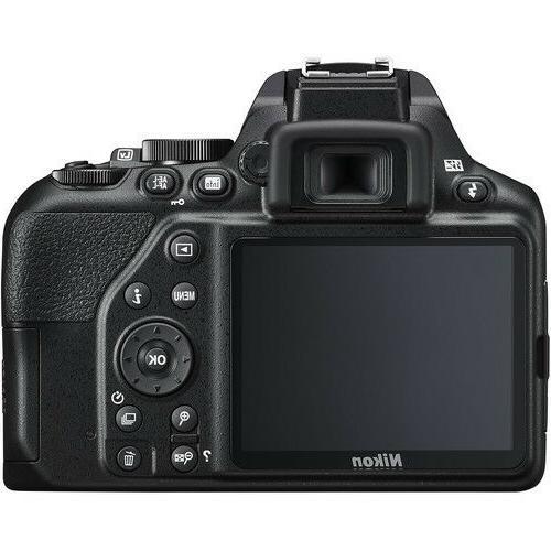Nikon Camera 18-55mm VR + Bundle +