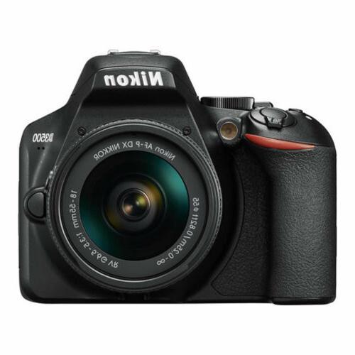 d3500 digital slr camera w af p