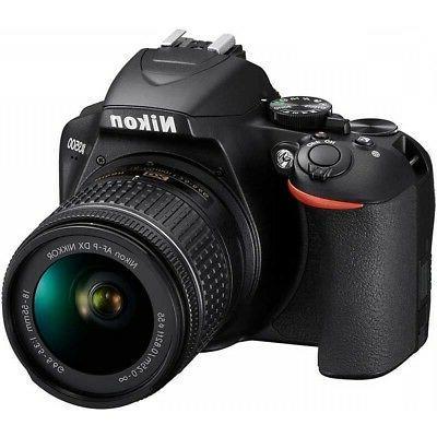 Nikon D3500 SLR Camera Lens NEW!