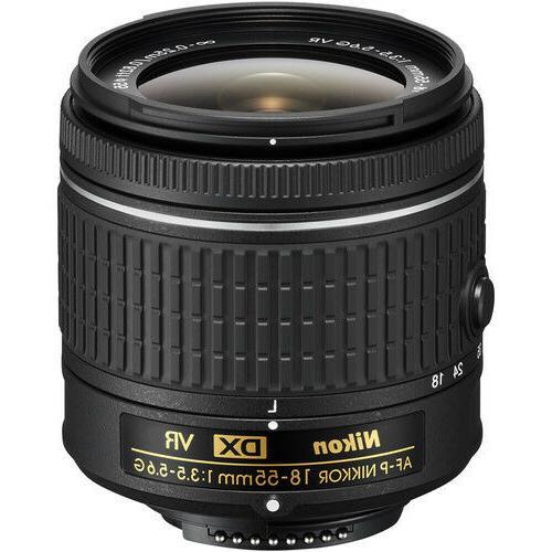 Nikon D5300 With 18-55mm Tamron 70-300mm Lenses