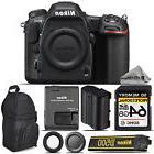 Nikon D500 DSLR Camera Body Built-In Wi-Fi, 4K UHD Video Rec