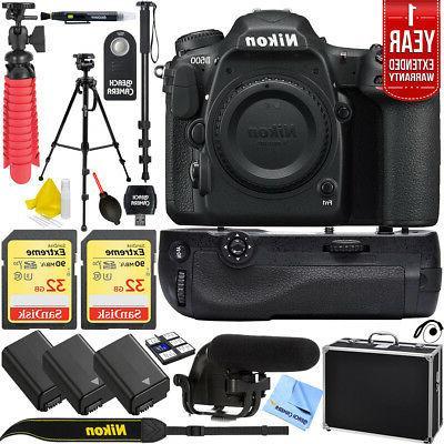 d500 dx format 4k dslr camera pro