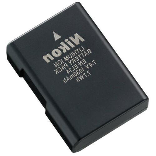 Nikon CMOS SLR w/ Nikon AF-P