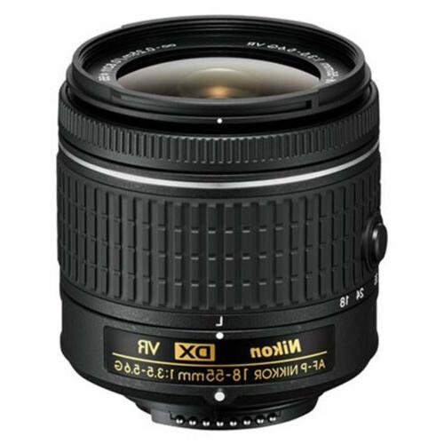 Nikon Camera + Monopod Accessory Kit