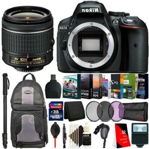 d5300 24 2mp dslr camera 18 55mm