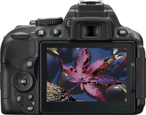 Nikon D5300 Top Value Accessory Remote +Bag +Tripod +32GB +More