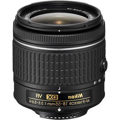 Nikon DSLR Camera 24.2MP + VR Bundle