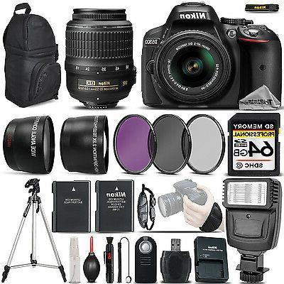 d5300 dslr camera 24 2mp 18 55mm