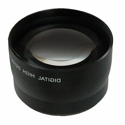 Nikon DSLR 9 32GB 18-55 500mm +More