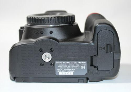 Nikon D5300 Camera BODY ONLY Free