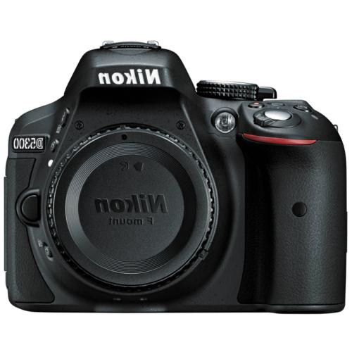 Nikon D5300 w/ Lens and Photo and Software Kit