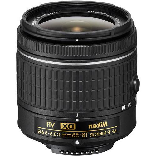 Nikon With 70-300mm Lenses Kit -