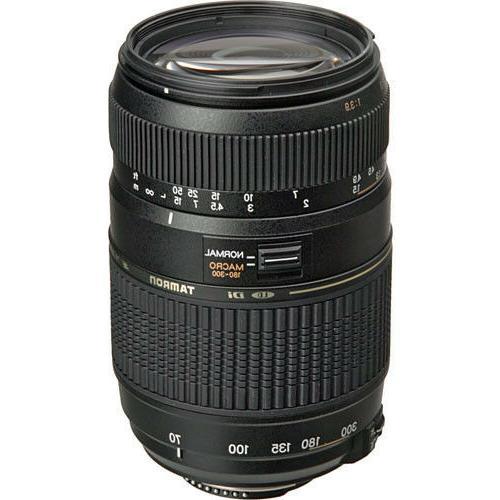 Nikon DSLR With VR Tamron