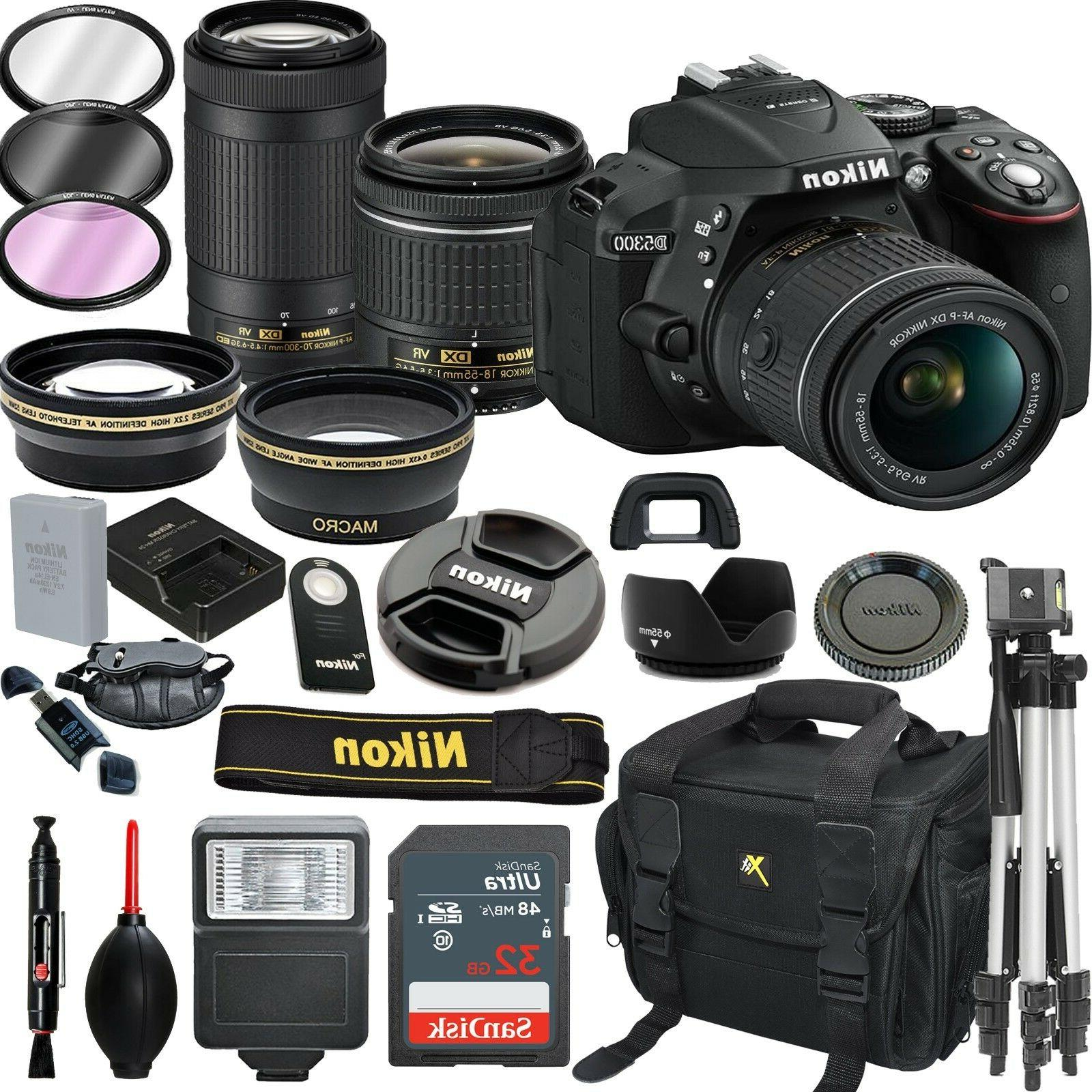 d5300 dslr camera with 18 55mm