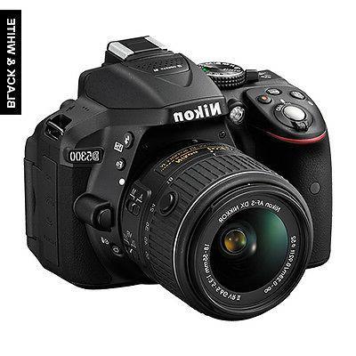 Nikon 4 + 70-300mm Multi Bundle