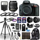 Nikon D5500 DSLR Camera + 18-55mm VR NIKKOR Lens + 30 Piece