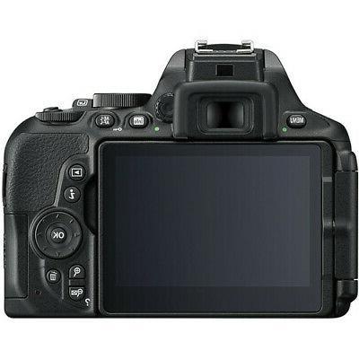 Nikon D5600 + Top Value