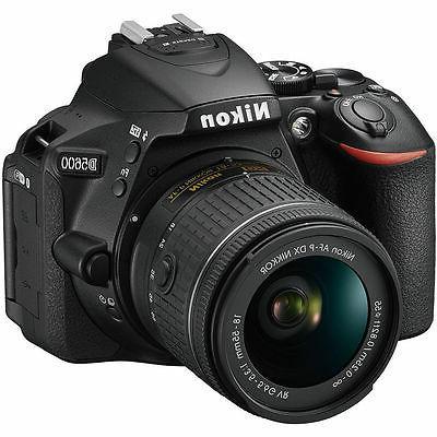 Nikon D5600 Camera VR Extra -