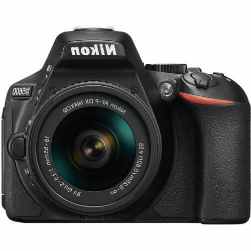 Nikon Camera + 3 Lens + 1yr Bundle