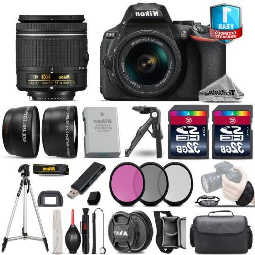 d5600 dslr camera 18 55mm vr 3