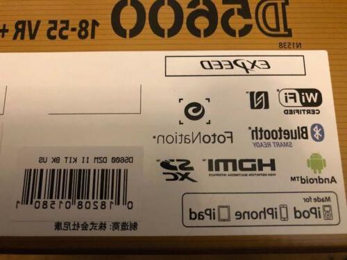 Nikon Kit Lenses NEW In NOT
