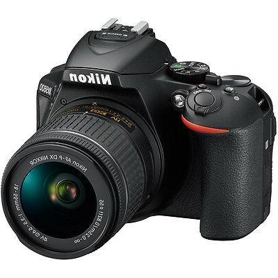 Nikon D5600 w/ 70-300mm DG Accessory Bundle
