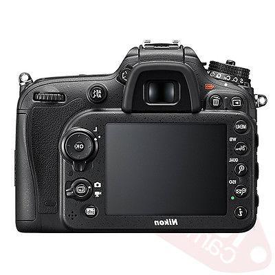Nikon D7200 24.2 MP Digital + 64GB Pro Kit