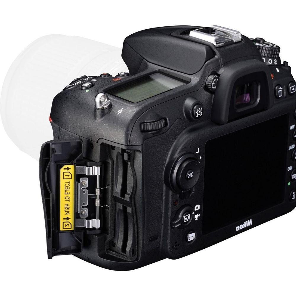 Nikon Black DSLR Camera Body Only