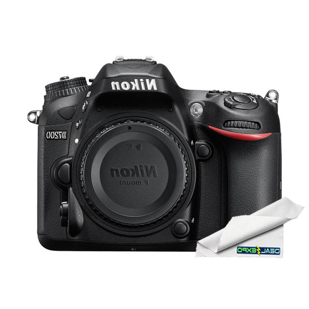 Nikon D7200 DX-format Digital SLR Camera  #1554