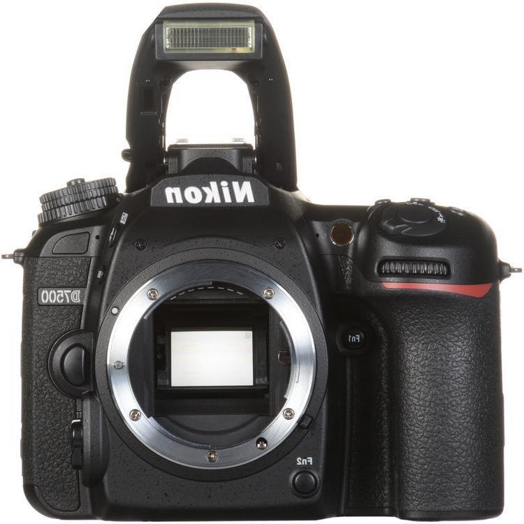 Nikon D7500 20.9MP 4K Ultra HD