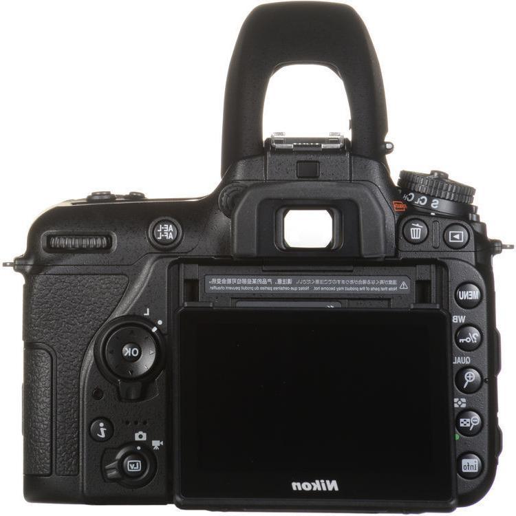 Nikon 20.9MP 4K Ultra SLR Only-L-Warranty