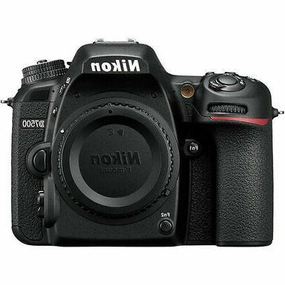 d7500 digital slr camera body only