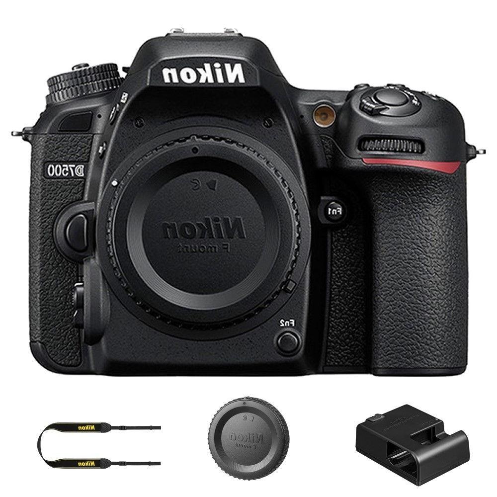 Nikon D7500 DSLR Camera  Brand New