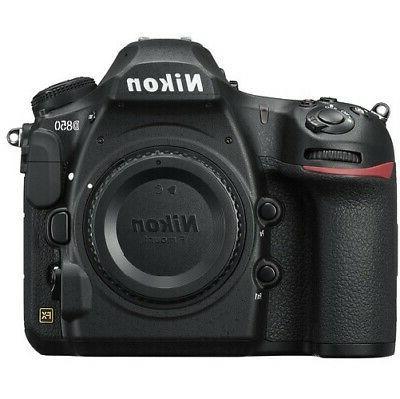 d850 digital slr camera body only