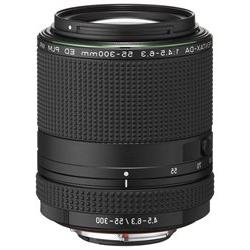 Pentax HD DA 55-300mm f/4.5-6.3 ED PLM WR RE Zoom Lens