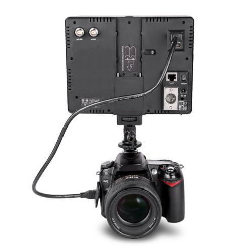 """VILTROX DC-70EX Pro 7"""" Camera Video DSLR Canon"""